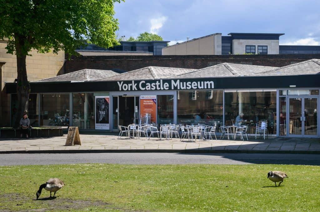 York Castle Museum in York, Engeland